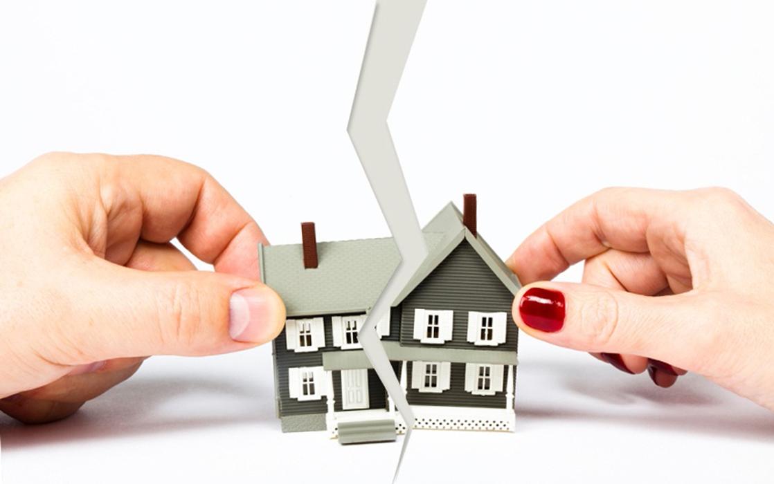 Как будет делиться квартира при разводе если есть ребенок